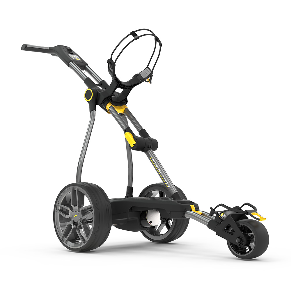 PowaKaddy Compact C2i Electric Golf Trolley