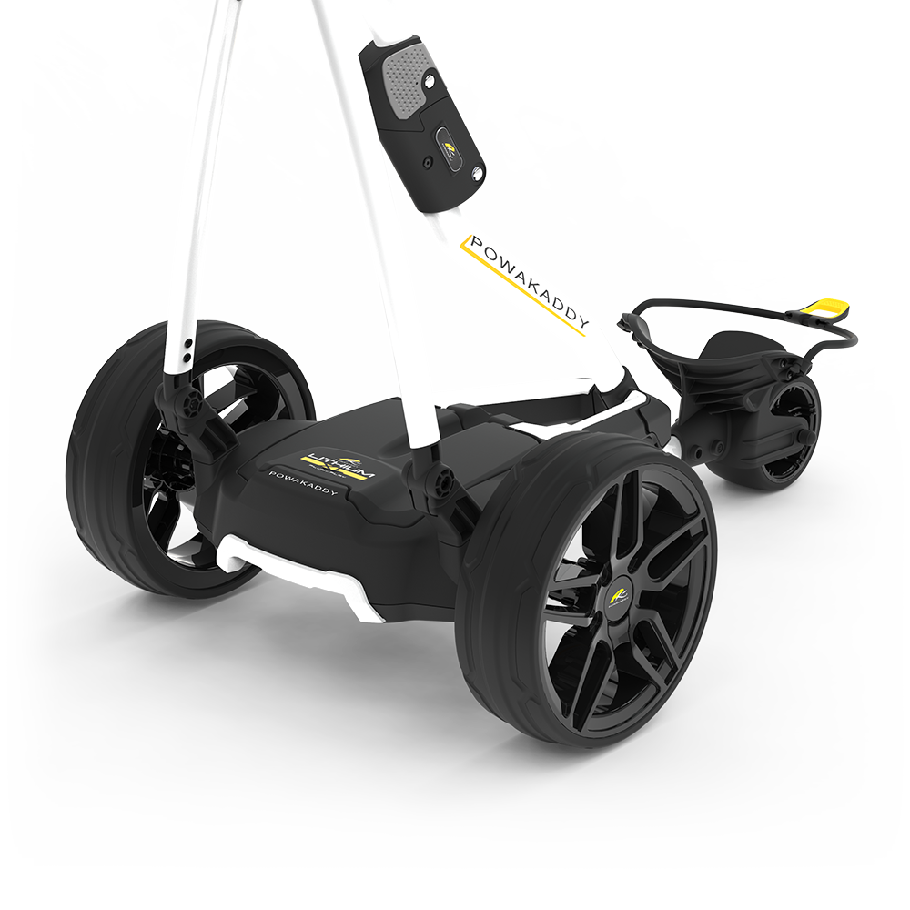 PowaKaddy FW3s Electric Golf Trolley