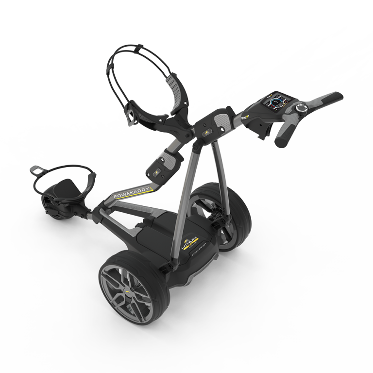 PowaKaddy - FAQs and Technical